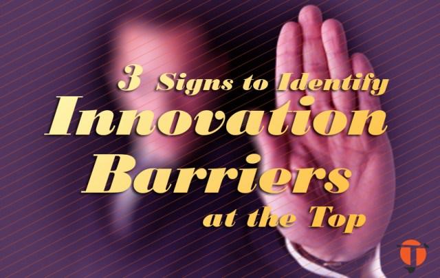 innovation barriers & innovation leadership quality