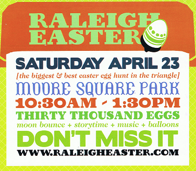 What are your Easter Weekend Plans?