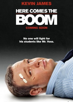 Here Comes the Boom: A winning date night movie