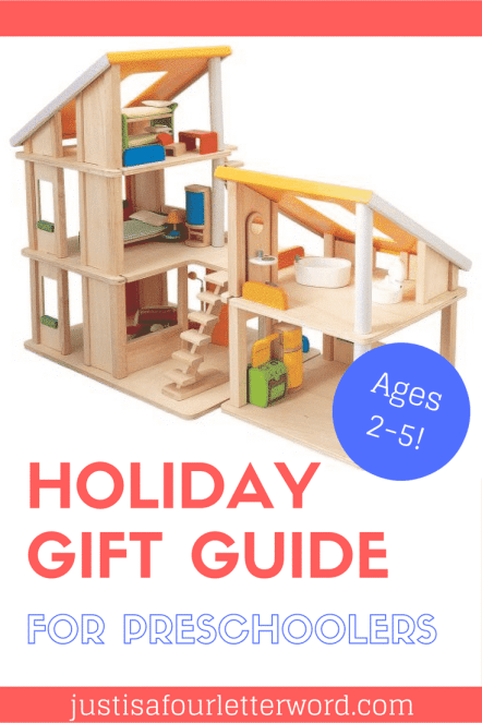 Great gifts for preschoolers age 2-5 that stand the test of time!