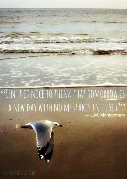 No Mistakes quote