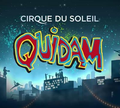 Win 4 tickets to opening night of Cirque du Soleil: Quidam in Raleigh, NC!