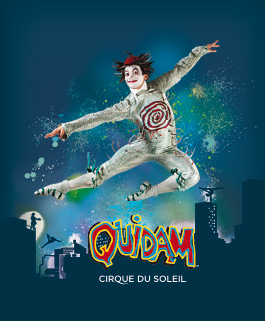 Thoughts from Cirque du Soleil: Quidam {review}
