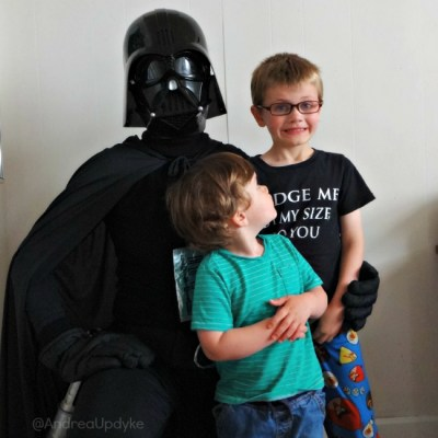 Star Wars Weekends at Home: Episode II
