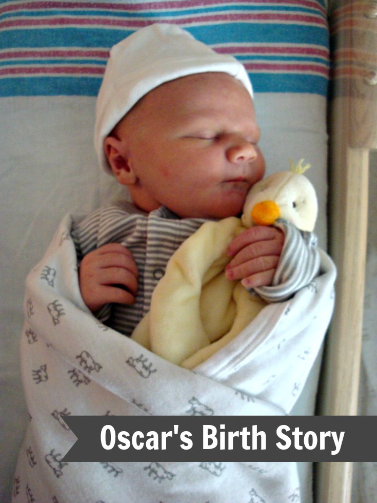 newborn Oscar