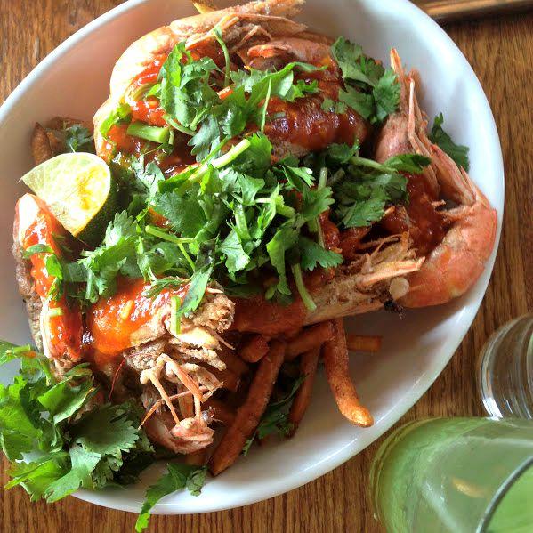 shrimp bodies