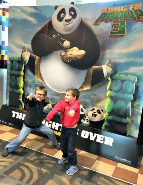 kung fu panda 3 review hiya
