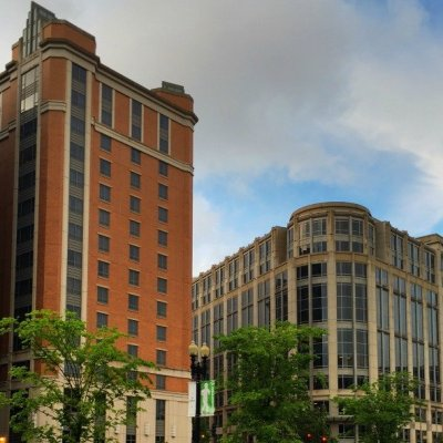 Embassy Suites Convention Center Washington DC Review