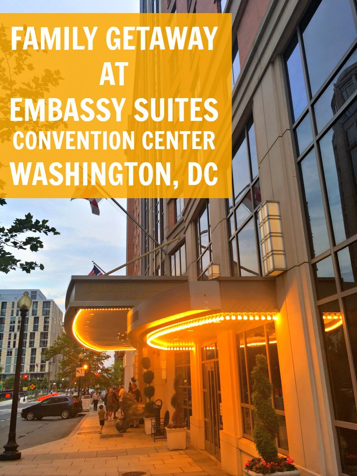 Is The Embassy Suites Convention Center In DC Good For
