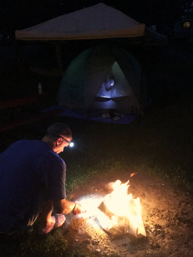 tent-and-fire