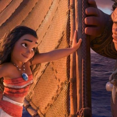 Moana books for any age! Get the scoop on this Pacific adventure before the movie release!