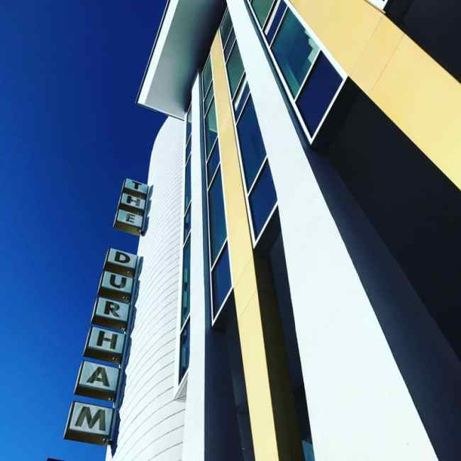 The Durham Hotel in Durham, NC photo by Fadra Nally