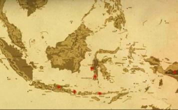 Menulurusi Nusantara dalam Karya Claudius Ptolemaus