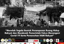 Koalisi Masyarakat Sipil Jawa Tolak Pembangunan Islamic Center
