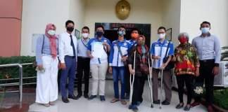 PTUN Semarang Putuskan N.O atas Gugatan M. Baihaqi