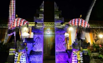 Candi Joglo Semar, Wisata Budaya Jawa Bernuansa Bali