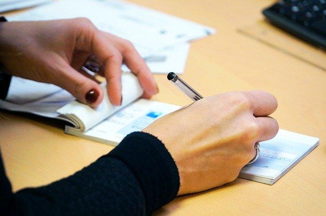 acta deposito notarial cheque
