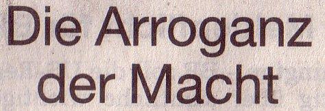 Süddeutsche-Zeitung_10-07-2010_Die-Arroganz-der-Macht