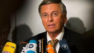 Wolfang Bosbach (CDU) Schwätzer auf allen Kanälen.