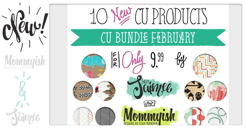 commercial use CU bundle February