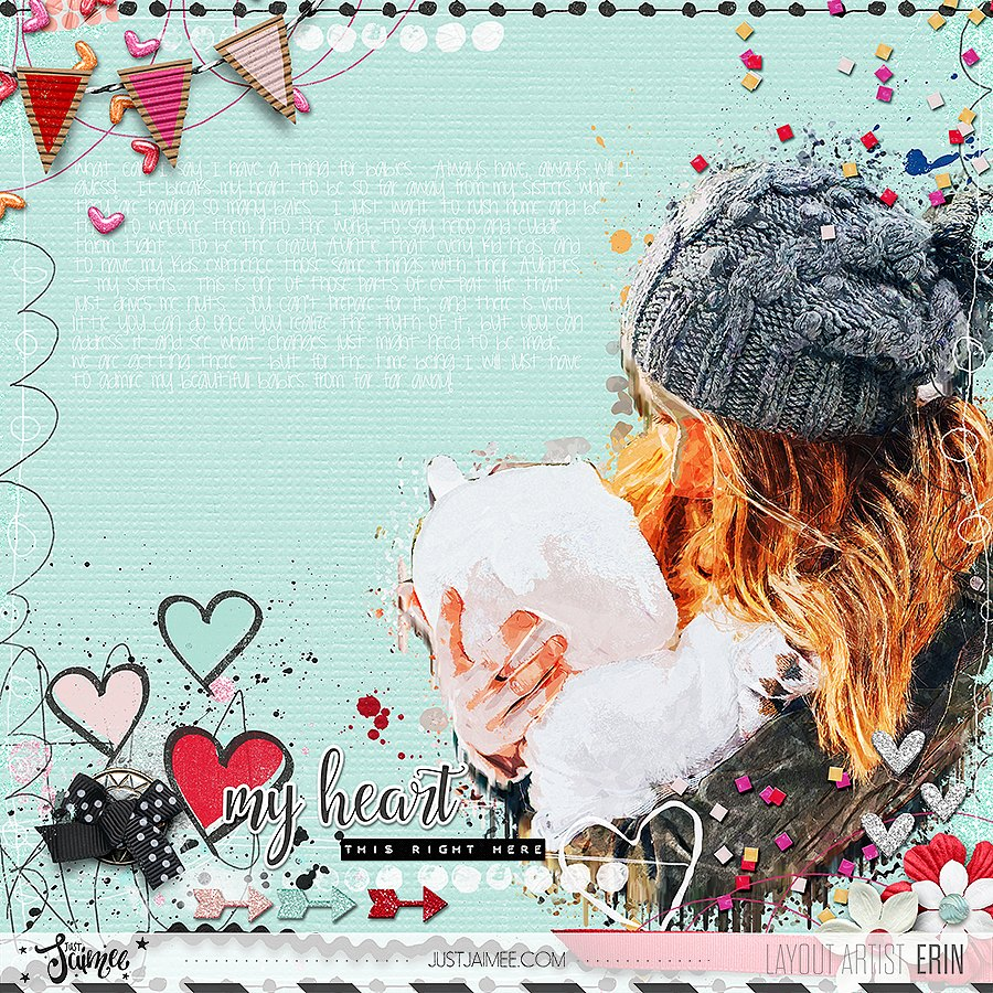 Scrapbooking tip 5 steps to Loving your layouts