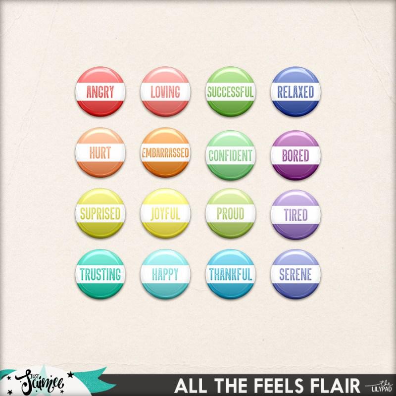 All The Feels – TLP Blog Hop