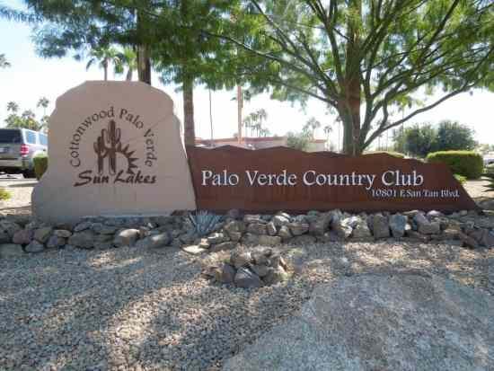 Palo Verde Sun Lakes 2010 HOA Fees
