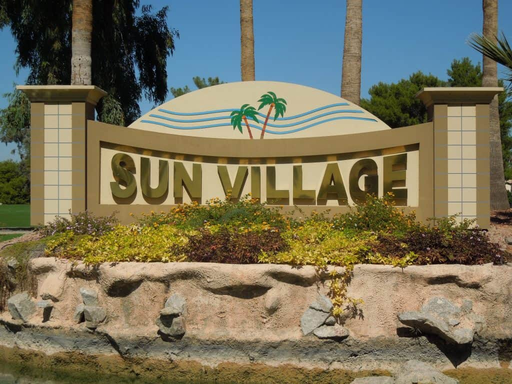 Sun Village Surprise Arizona Retirement Communities