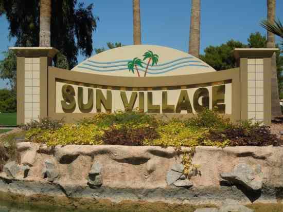 Welcome to Sun Village Arizona Retirement Community