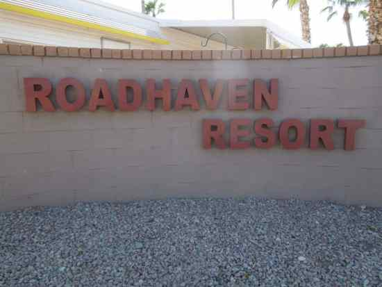 Roadhaven Resort 55 plus