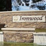 Ironwood Sun Lakes Community Map