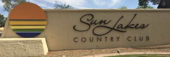 Welcome to Sun Lakes Country Club