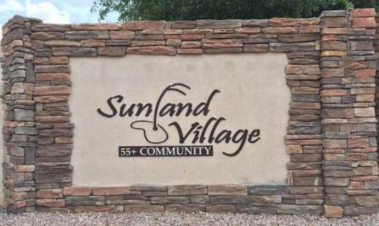 Sunland Village 2010 HOA Fees