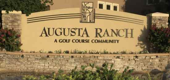 Welcome to Augusta Ranch Mesa Arizona
