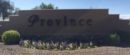 Welcome to Province