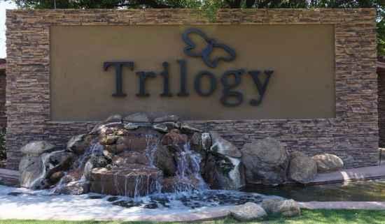 Trilogy Power Ranch 55 plus gated community