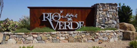 Welcome to Rio Verde Arizona