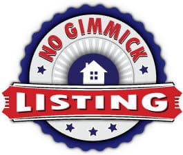 New No Gimmick Logo