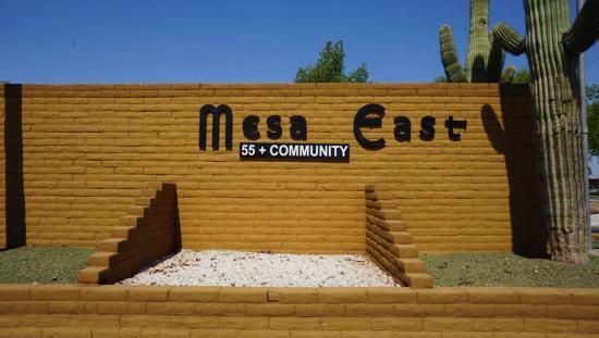 Mesa East Mesa AZ