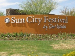 Sun City Festival - Arizona Retirement Community