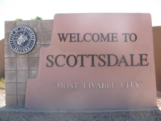 Scottsdale Top 10 Retirement Cities