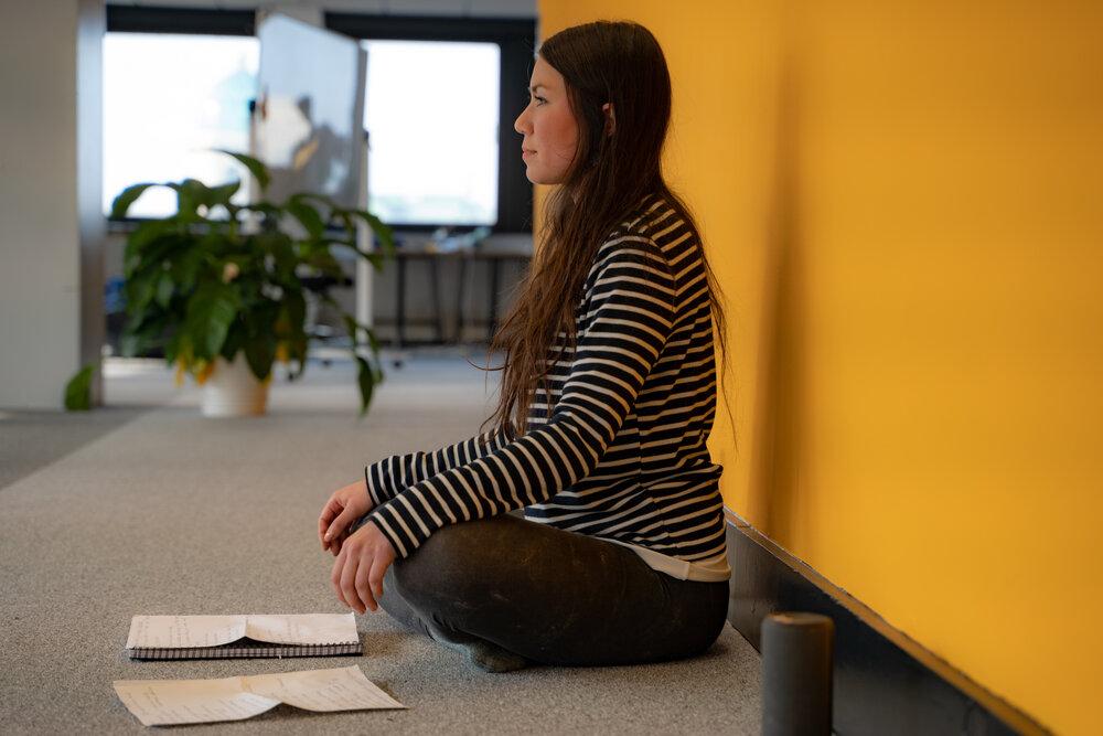 Nicci Wright, Meditation Teacher