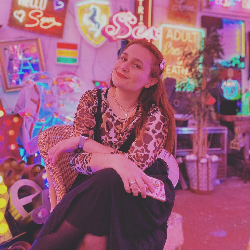 Renata Miranda, Founder & Editor at Read A Girl
