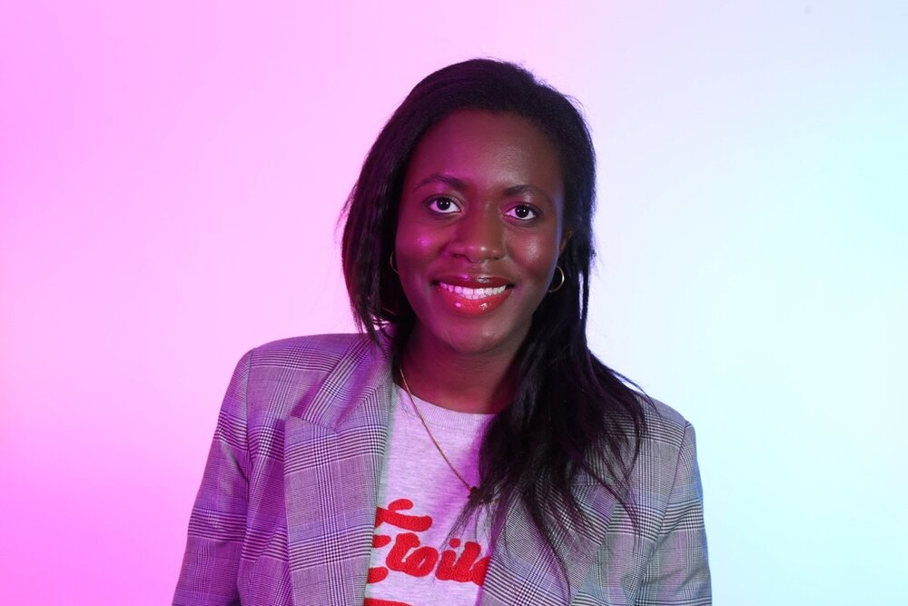 Gaëlle Koutou, Founder and podcast host @ Rosa