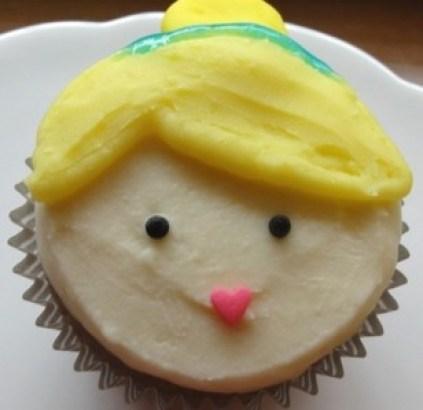 cinderella cupcake sm