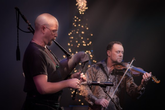 A Pipin - Celtic Christmas