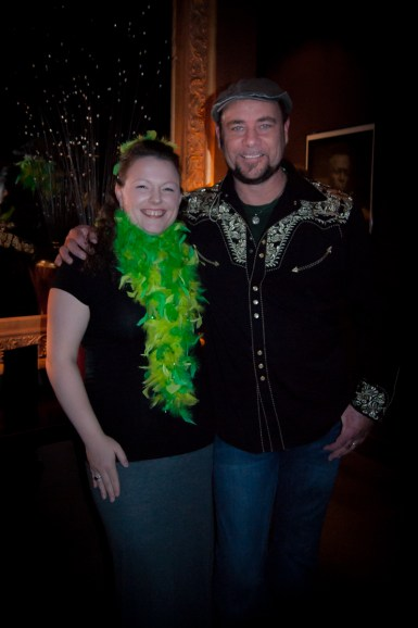 St Patty's with Geoffrey Castle