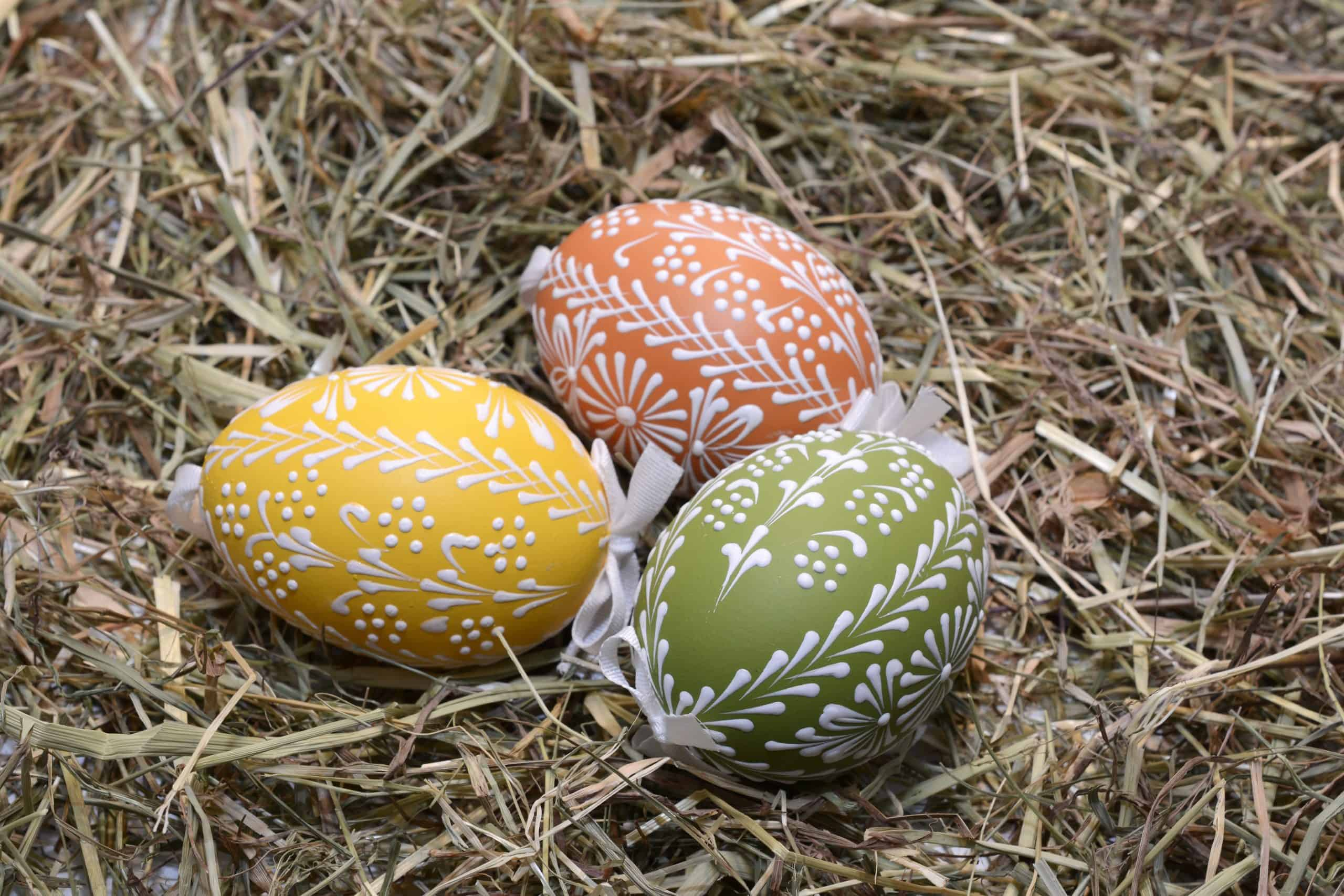 Brilliant Easter Egg Decorating Ideas You Need to Try | justjeslyn.com