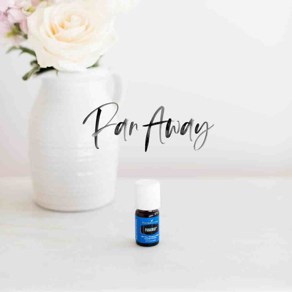 PanAway | The Epic Guide to Essential Oils: Everything You Need to Know | Just Jes Lyn