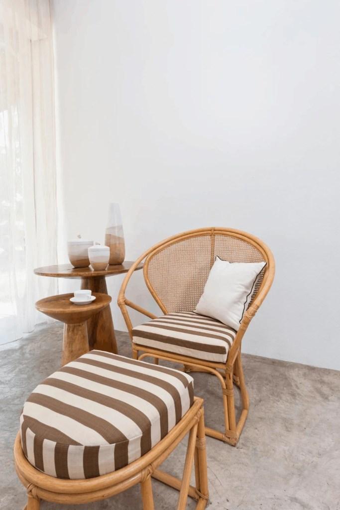 Fall Trends | Rattan Furniture | Just Jes Lyn